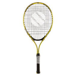 "Kids' 25"" Tennis Racket TR130 - Yellow"