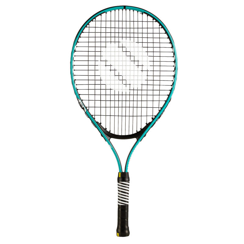 """Tennisracket voor kinderen TR130 23"""" blauw"""