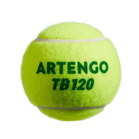 Tennis Ball TB120*3 - Green