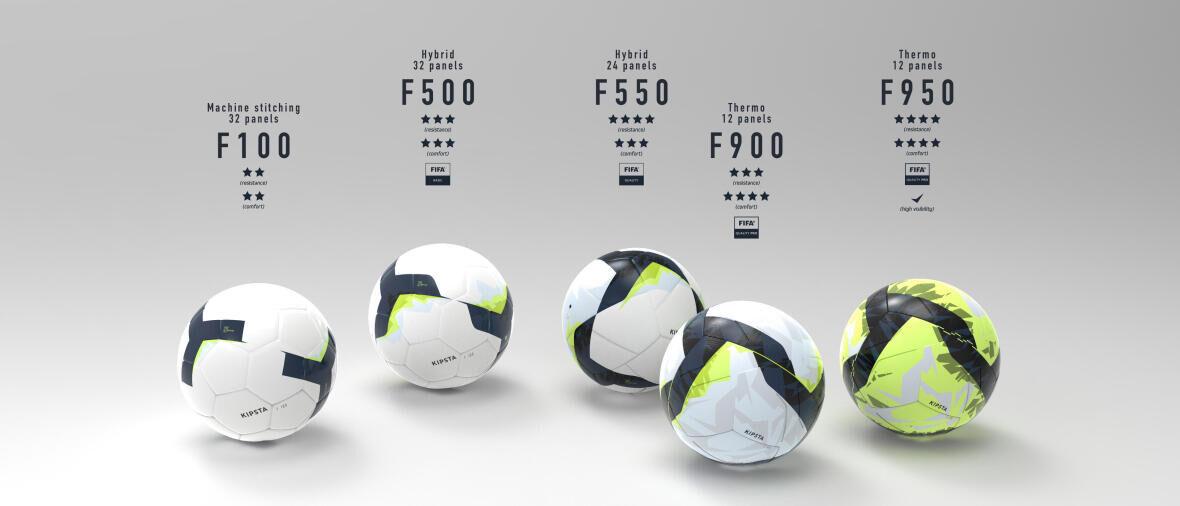 Hoe kies je een zaalvoetbal?