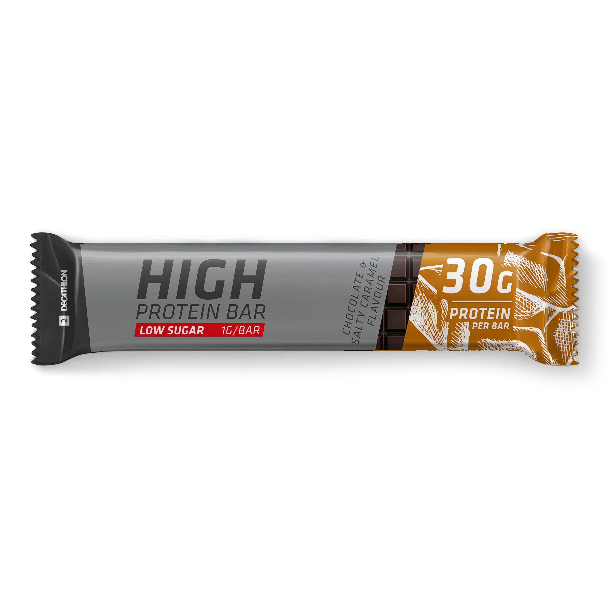 Baton HIGH PROTEIN BAR caramel imagine