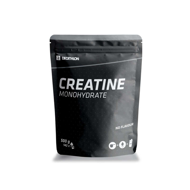 PROTEINE ȘI SUPLIMENTE ALIMENTARE Nutritie si hidratare - Creatină Monohidrat 500g DOMYOS - Proteine