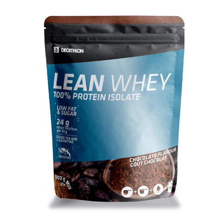 Lean Whey Protein Chocolate 900g
