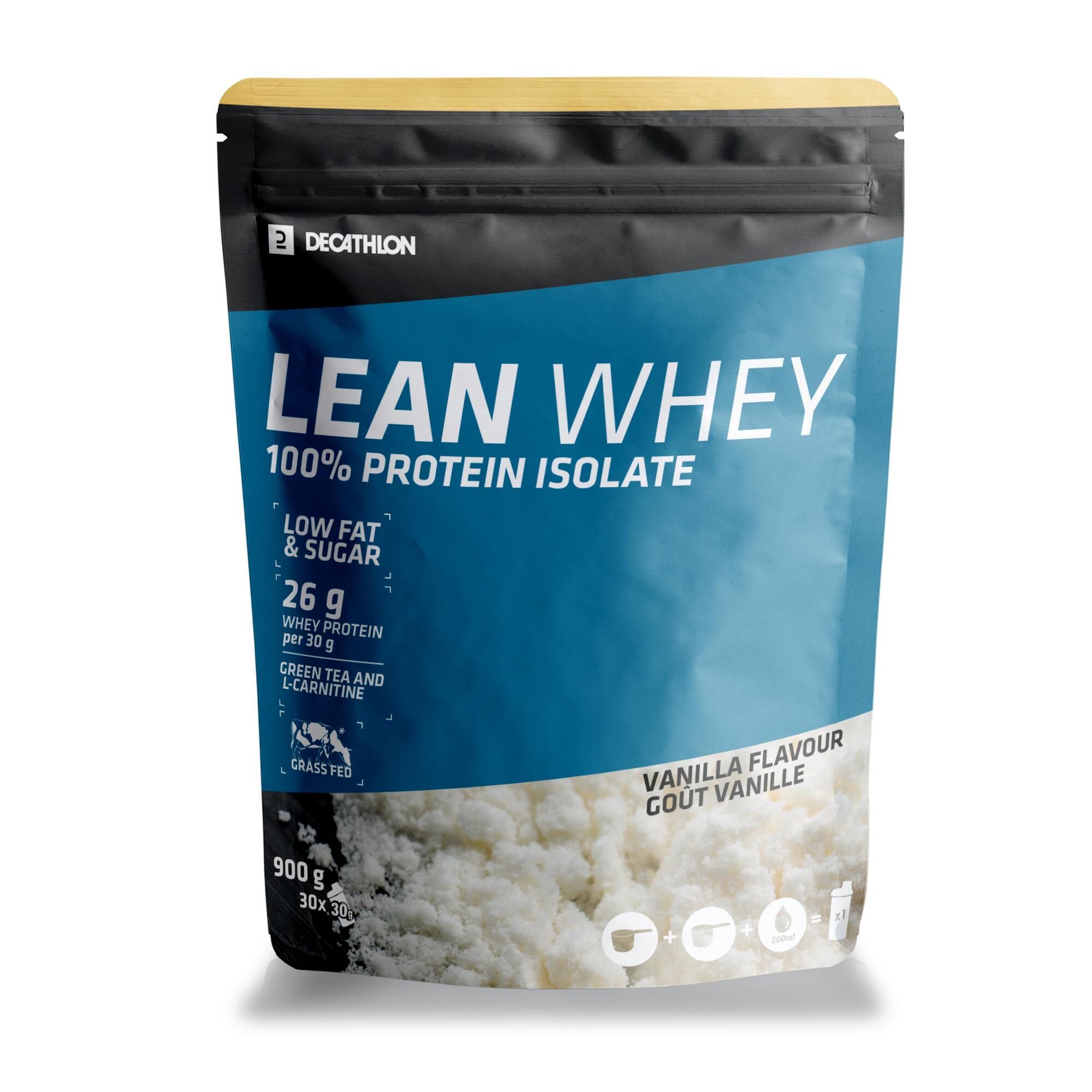 Proteine Lean Whey 900 G de la DOMYOS