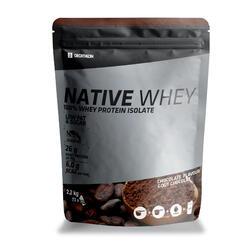 PROTEÍNA WHEY NATIVA CHOCOLATE 2,2 kg