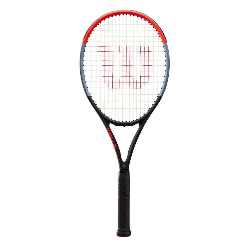 FELNŐTT HALADÓ ÜTŐK Tenisz - Felnőtt teniszütő Clash 100S WILSON - Tenisz felszerelés