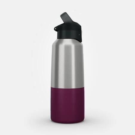 Gourde MH500 isotherme randonnée inox 0,8L violet