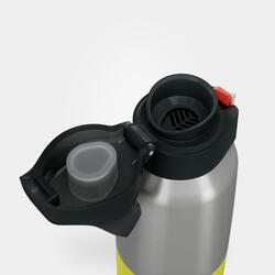 Isothermal Stainless Steel Hiking Flask MH500 0.5L - Yellow