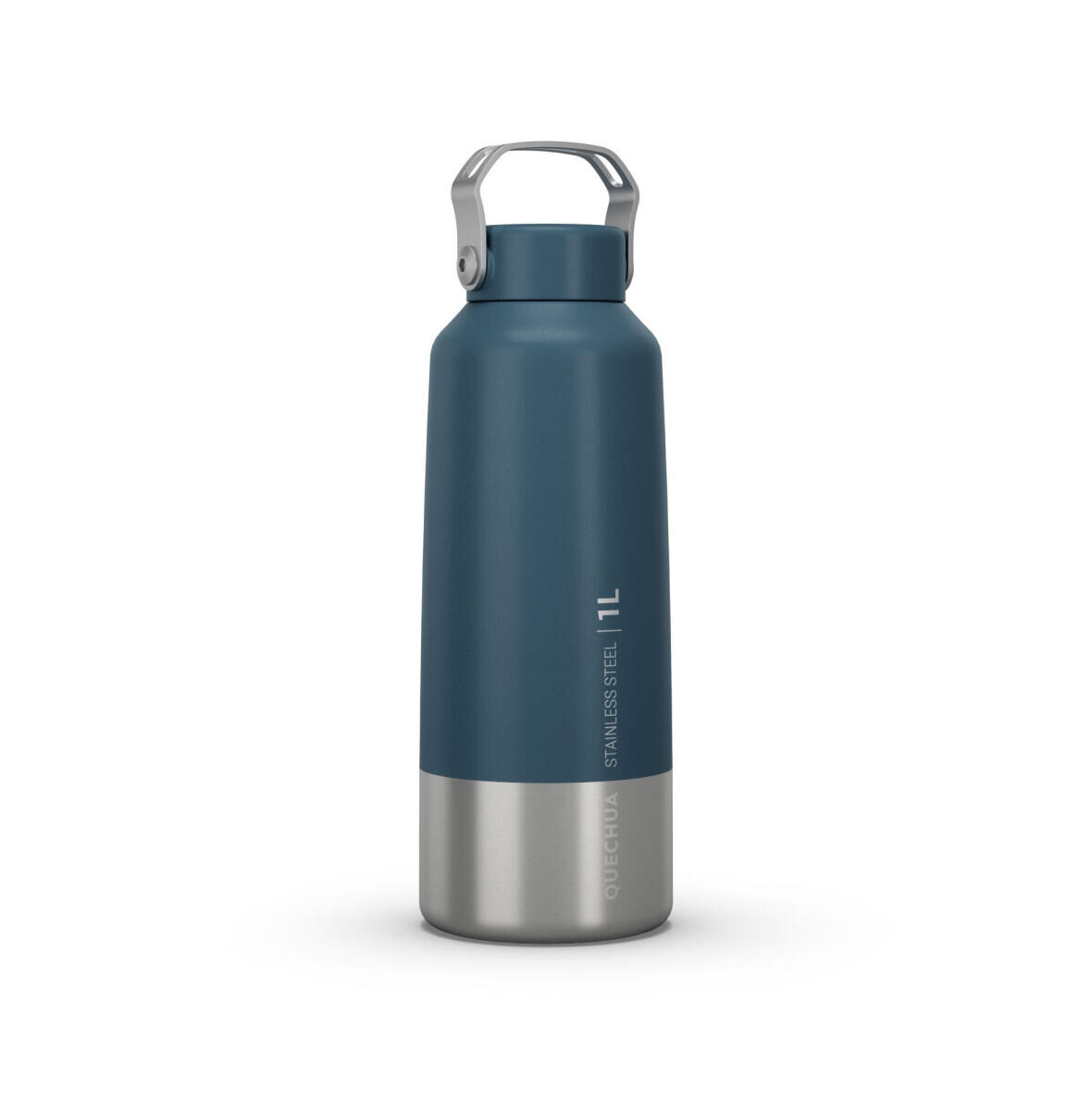 How do you stay hydrated when out hiking - water bottle