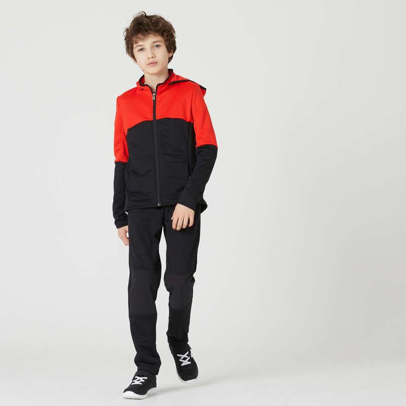 [EN] BOY/MAN LEISURE GYMNASTICS TRACKSUITS Физкультура - Спорт. костюм S500B для мал. DOMYOS - Одежда для мальчиков