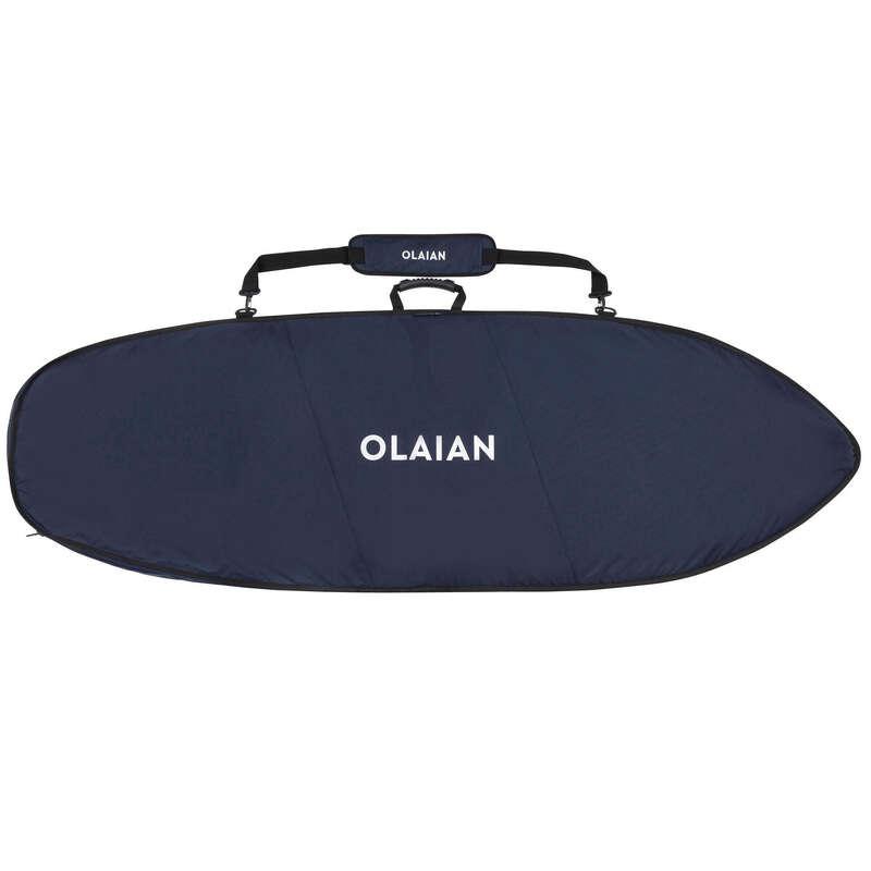 TRANSPORT ȘI DEPOZITARE SURF Surf, Bodyboard, Wakeboard - Husă Placă Surf 900 6'1