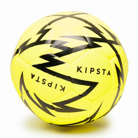 Hybrid Football Graphic Ball Light Size 5 - Hattrik