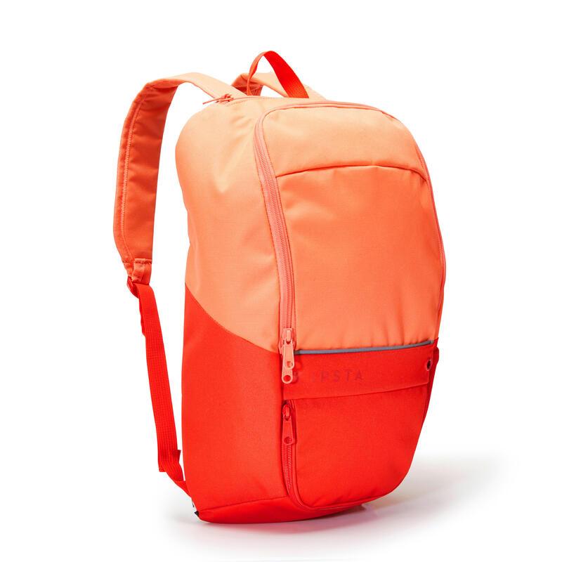 """Kuprinė """"Essential"""", 17 l, rožinė / koralų raudona"""