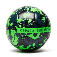 Hybrid Football Graphic Ball Light Size 5 - Tipik