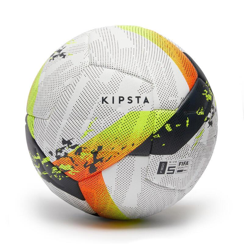 5號熱黏合足球F950 FIFA Pro - 白色