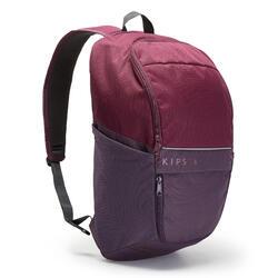 Sac à dos Essentiel 25 litres violet