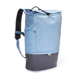 Laptop rugzak Intensif 35 liter grijsblauw