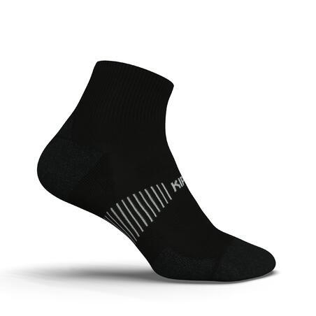 Running Eco-Design Thick Mid Socks Run 900 - black