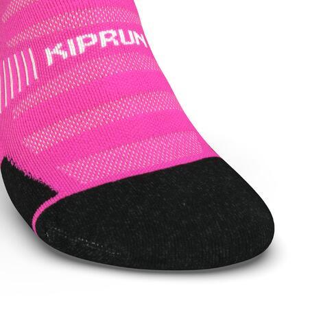 RUN900 MID THICK RUNNING SOCKS - PINK