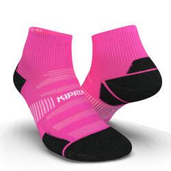 Laufsocken Mid dick Run 900 rosa