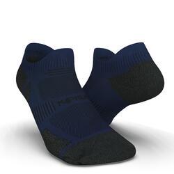 隱形跑步襪RUN900 FINE - 藍色