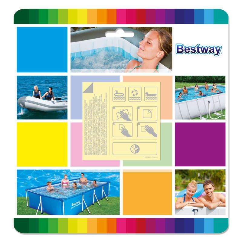 Piscinas Natação - Kit reparação piscinas BESTWAY - Adaptação Meio Aquático, Jogos, Piscinas