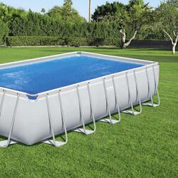 Cobertura térmica para piscina retangular 671 cm X 366 cm