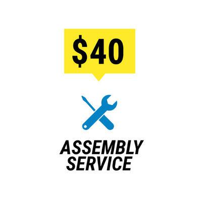 $40 Assembly Service