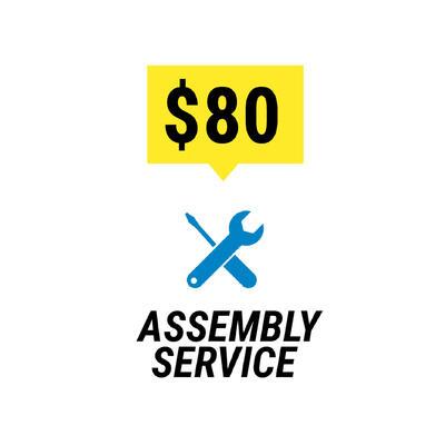 $80 Assembly Service