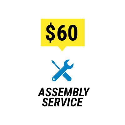 $60 Assembly Service