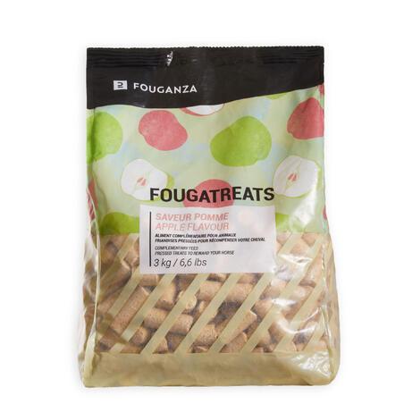 """Skanukai žirgams ir poniams """"Fougatreats"""", 3 kg, obuolių skonio"""