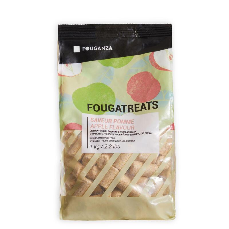 Fougatreats 1 kg Horse and Pony Treats - Apple
