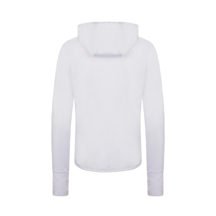 JACKET SUN PROTECT WOMEN WHITE