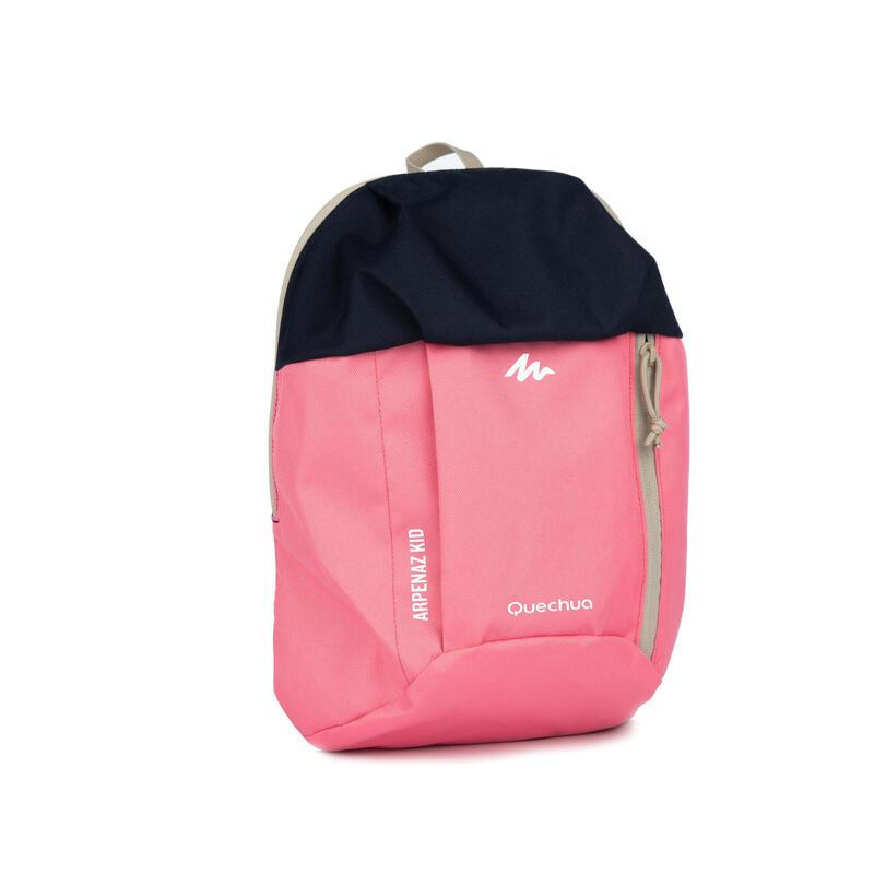 7 L兒童健行背包NH100 - 粉色
