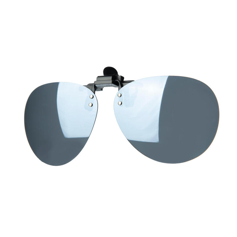 矯正眼鏡專用夾式太陽眼鏡MH OTG 120 PILOT - 3號偏光鏡片
