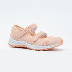 女款健行鞋NH150 FRESH橘色