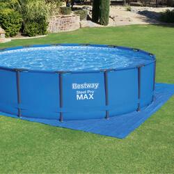 Tapete em lona para chão das piscinas