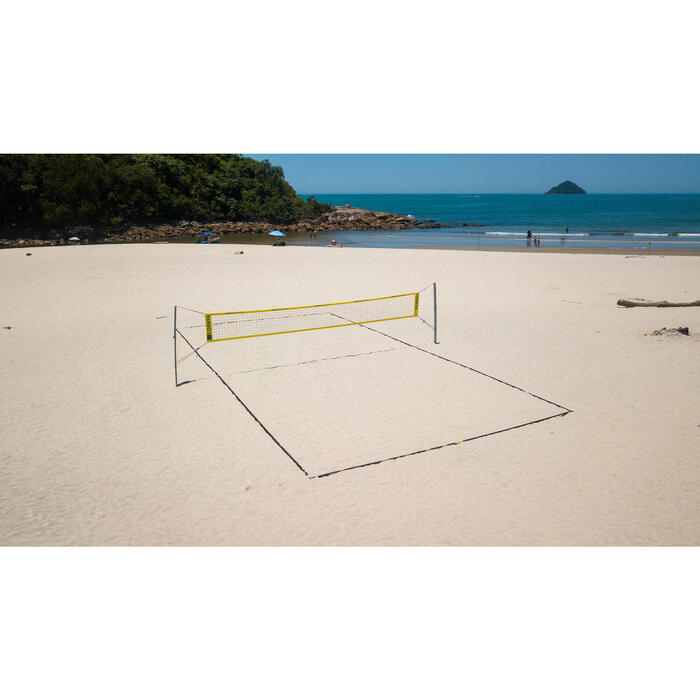 Lignes de beach volley aux dimensions officielles (8mx16m) BV900