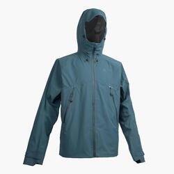 Men's waterproof mountain walking jacket MH500