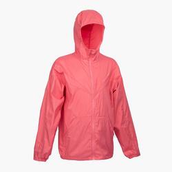 女童款外套Helium MH500-粉紅色