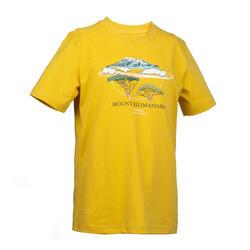 男童款T恤MH100-黃色