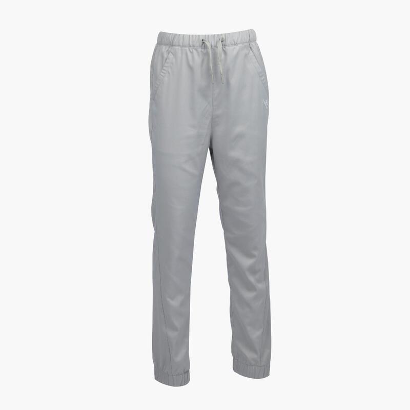 女童款長褲MH100 TWEEN-灰色
