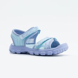 兒童健行涼鞋MH100