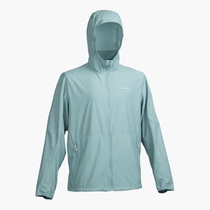 男款外套HELIUM 500-藍色