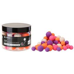 Bouillettes Flottantes pêche de la carpe POP-UPS 12-16mm Multicolores
