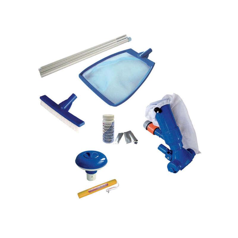 Piscinas Natação - Kit de manutenção de piscinas BESTWAY - Adaptação Meio Aquático, Jogos, Piscinas