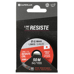 FIO LINE RESIST CRL 50 M 14/100