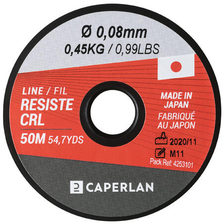 LINE RESIST CRL 50m 8/100