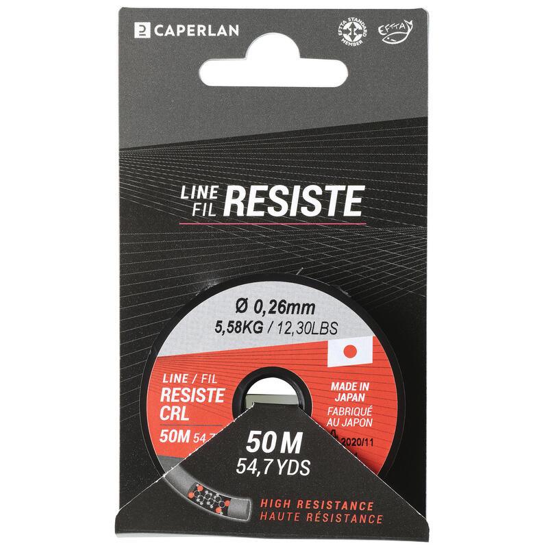 Fir pescuit Line Resist Cristal 50m 26/100