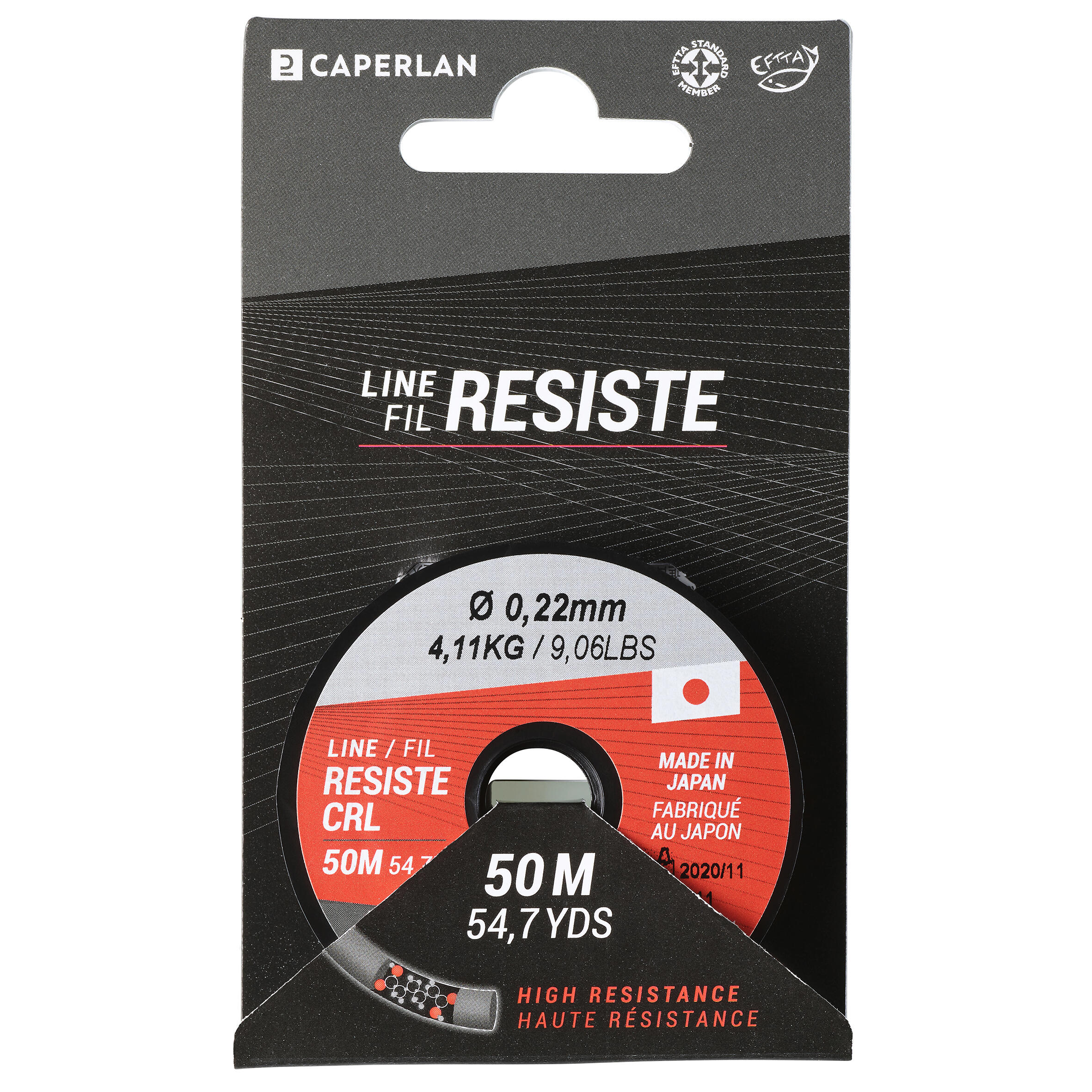 Fir Line Resist CRL50 m 22/100 la Reducere poza